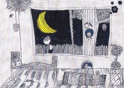 Radnóti-Miklós-Éjszaka