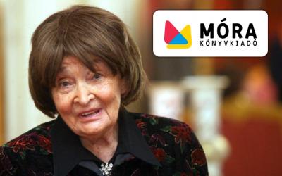 Szabó Magda olvasóversenyünk támogatója a Móra
